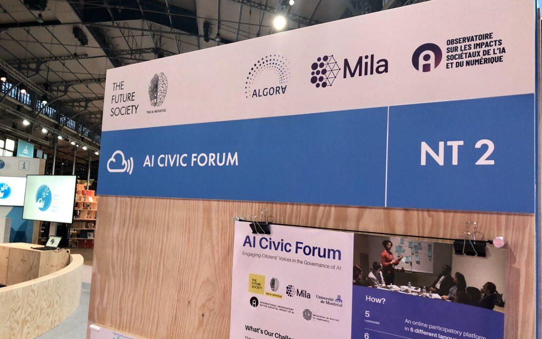 The AI Civic Forum