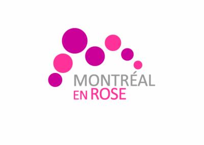 Montréal en rose